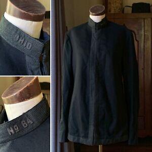 Antique Early 1900s Masonic Lodge Uniform Jacket M.C. Lilley Co. Freemason OH 64