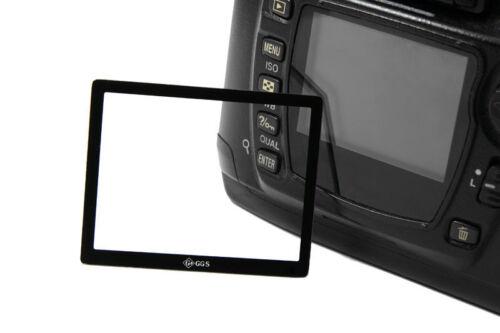 GGS Protector de Pantalla LCD Vidrio para A350 DSLR A300 SONY Alpha