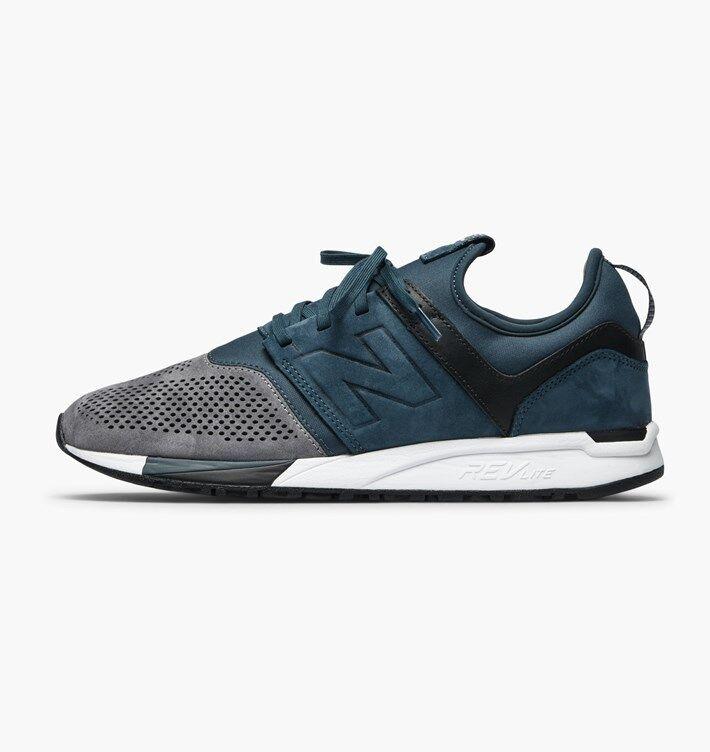Brand New Lifestyle Mode DE VIE Men's Athletic Fashion Sneakers [MRL247N3]