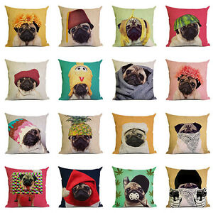 Lovely-Animals-Cushion-Cover-Pillow-Case-Pillowcase-Bedroom-Sofa-Home-Decoration