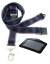 SpiriuS-ID-Card-Pass-Badge-Holder-amp-Soft-Neck-Lanyard-Strap-with-metal-clip thumbnail 19