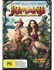 Jumanji - Welcome To The Jungle (DVD, 2018)