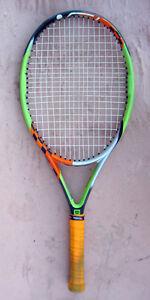 """Wilson Hyper Pro Staff Torch OS 110 Tennis Racquet 4 1/4"""""""