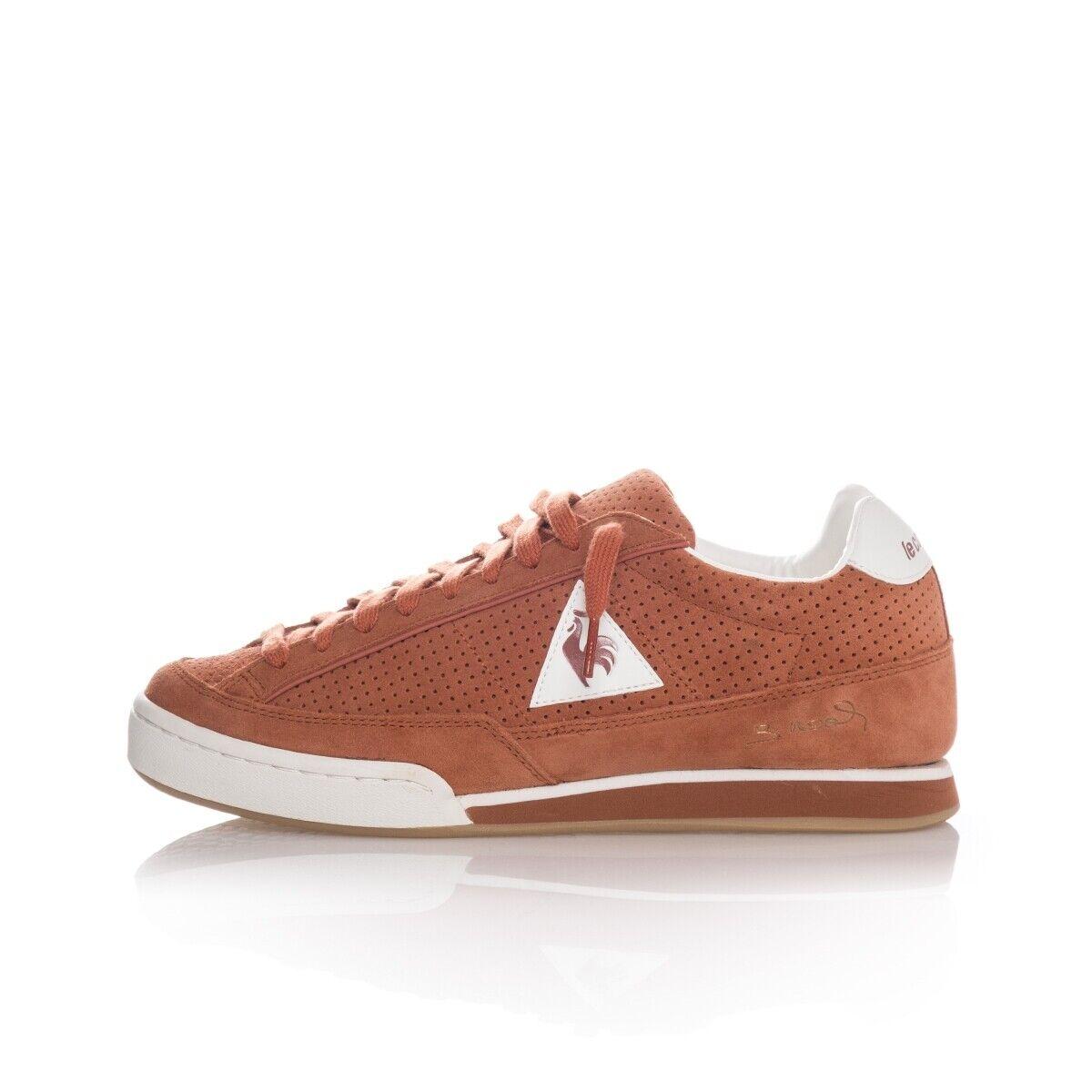 Zapatos hombre LE COQ SPORTIF NOAH CLUB TERRE pegada 1820400 Zapatillas LE COQ SPORTIF