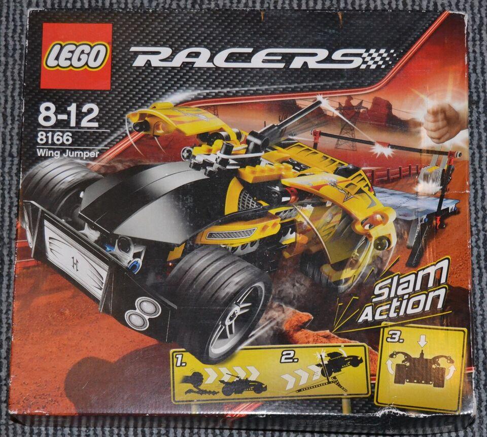 Lego Racers, Lego Racers, Racers - 8166