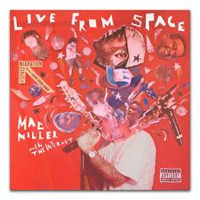 Art Poster 303 Swimming Mac Miller Album Cover Hip Hop Rap Music
