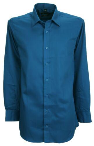 Bellissimo Luxury Sateen Modern Fit Wrinkle Free Shirt