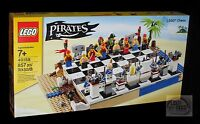 Lego Pirates - Chess Board - 40158 - - Sealed - 857-pcs - Bluecoats