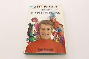 Die-Welt-ist-eine-Show-Rudi-Carrell-Schwann-Verlag-1972