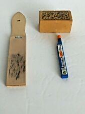 Vtg Mix Lot Staedtler 923 23 Sand Paper Pad Vitagum Artist Eraser Hb Sz 12 Lead