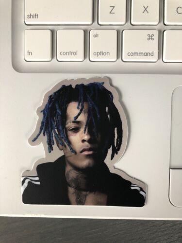 XXXtentacion  Vinyl Sticker Art Very High Quality R.I.P Rare Hip Hop