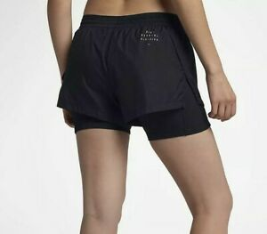 pantaloni nike corti donna