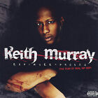 Rap-Murr-Phobia (The Fear Of Real Hip-Hop) [PA] by Keith Murray (CD, Jul-2007, Koch (USA))