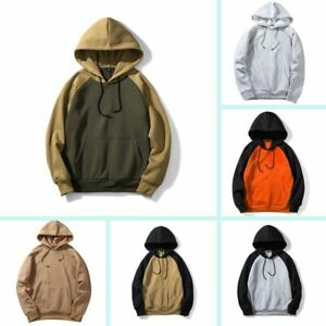 Coat-Workout-Mens-Pullover-Sports-Long-Sleeve-Casual-Hooded-Hoodie-Tops