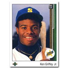 Ken Griffey Jr Great Baseball Player Art Hot 12x18 24x36in FABRIC Poster N3597