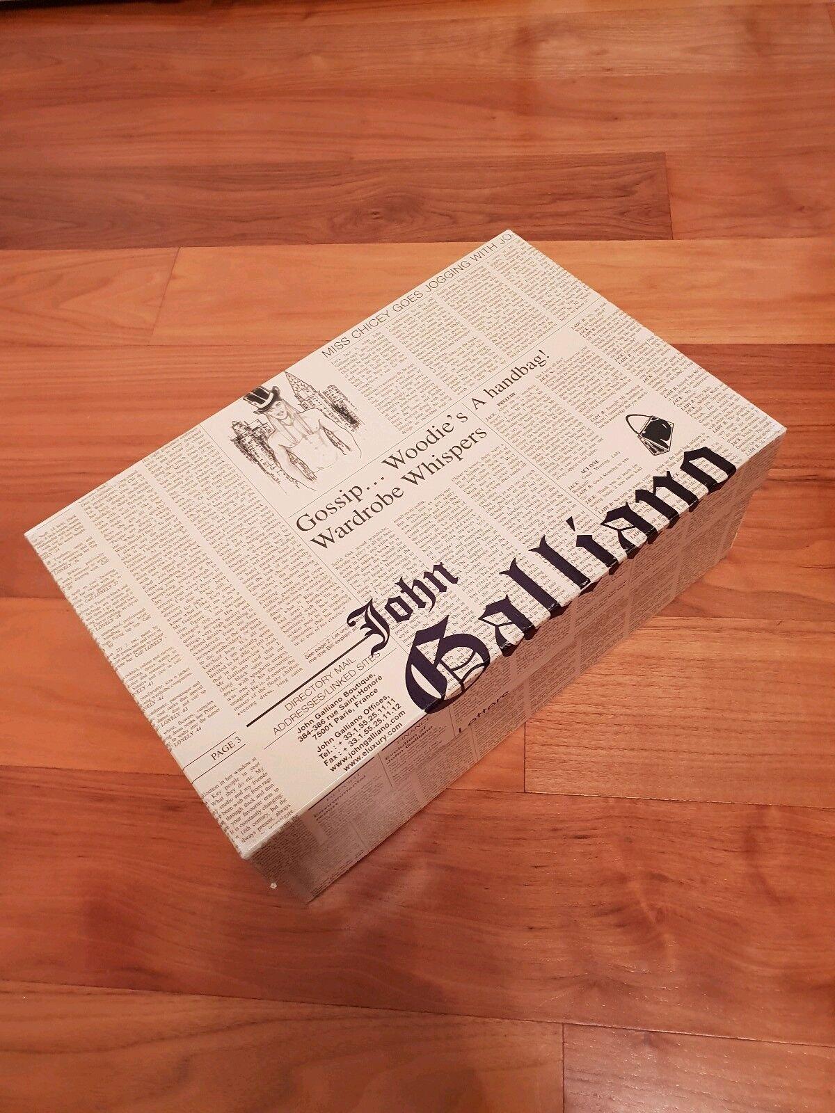 John GALLIANO leggermente usati usati usati Vintage Scarpe Da Ginnastica 96754a