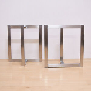 High Quality Image Is Loading Stainless Steel Table Legs Rich Appearance Handmade In