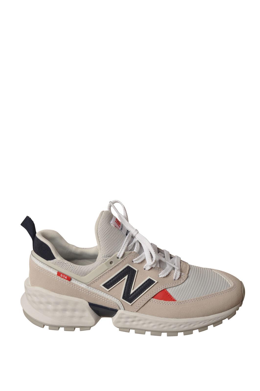 New Balance - zapatos-Stringate - hombres - Bianco - 6221330C190704
