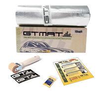 "10sqft 8""x16' GTMat Pro 50mil Car Sound Deadener Complete Kit w/ Wooden Roller"