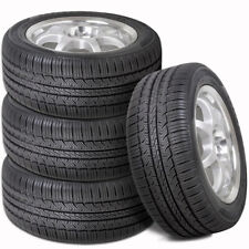 4 Supermax TM-1 TM1 205/55R16 91T All Season Traction Touring Performance Tires