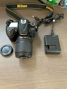 Nikon D7200 + Objectif Nikon VR AF-S DX 18-105 mm - (Vendu Hors Service)
