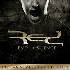 End Of Silence: 10th Anniversary Edition - Red (2016, CD NIEUW)