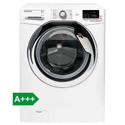 Hoover Dynamic Next DXOC4 37AC3 Waschmaschine, EEK A+++, 1300 U/Min, 1-7 KG