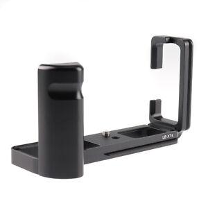 L-Bracket-Vertical-Quick-Release-QR-Plate-Hand-Grip-Holder-for-Fujifilm-X-T4-f