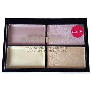 Technic-Strobe-Kit-Blush-Blusher-Cream-amp-Powder-Highlighter-Palette-Strobing