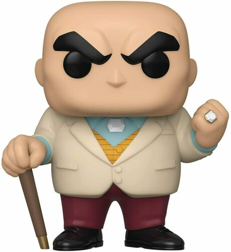 Electro Kingpin Marvel 80th First Appearance Specialty Series Funko Pop