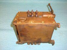Antique Steam Engine Oiler Lubricator Kinsey Mfg Co