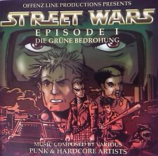 STREET WARS Episode 1-Sampler  2CD