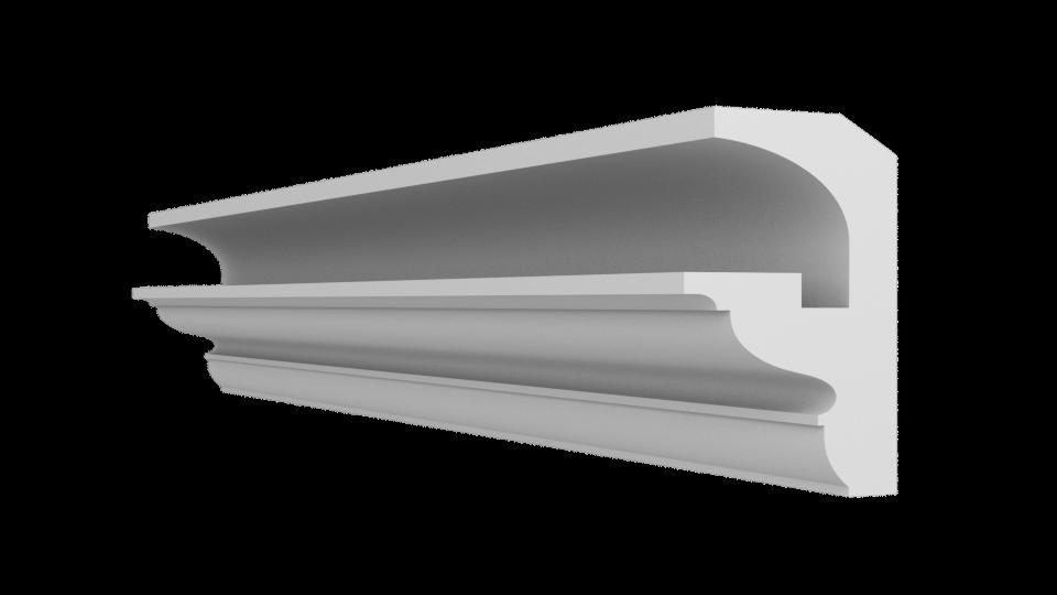 XPS Polystyrene FL4 Lightweight COVING LED Lighting cornice MANY Größe Größe Größe BEST PRICE 69fecd