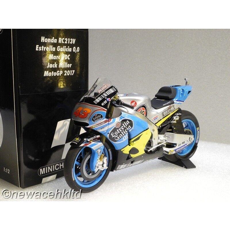 Honda RC213V Estrella Galicia 0,0 Marc VDS MotoGP 2014 Minichamps 1 12 122171143