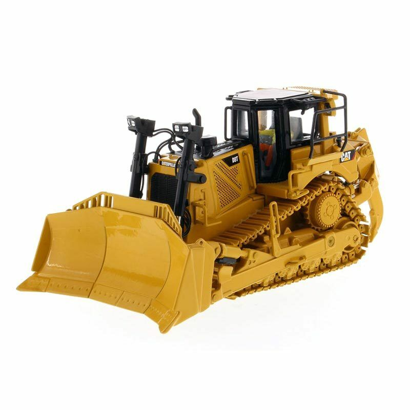 precioso Tipo de pista 1 50 Cat Caterpillar D8T Excavadora con con con hoja 8U por maestros Diecast 85566  ahorra hasta un 70%
