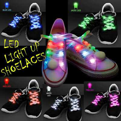 Luminous LED Shoelace Flashing Light Up