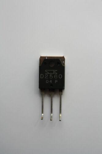 D2560 04p gebraucht SanKen Original Audio Transistor