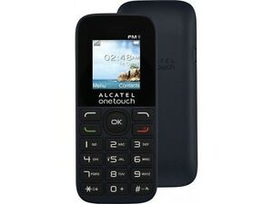 cad39195a552 Details about BRAND NEW ALCATEL One Touch 10.16 CHEAP BASIC MOBILE PHONE  SIM FREE UNLOCKED