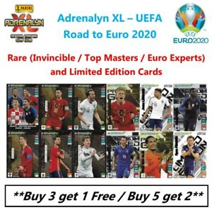 Panini-Adrenalyn-XL-Road-to-UEFA-Euro-2020-Rare-amp-Limited-Edition-Cards