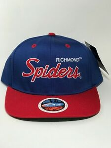 d3d907cc645 Image is loading Richmond-Spiders-Snapback-Hat-College -Basketball-Football-NCAA-