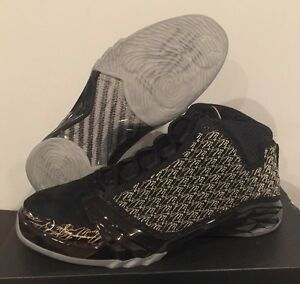 low priced c34f2 23509 Nike Air Jordan 23 Trophy Room Size 10.5 Black XX3 Black Gold ...