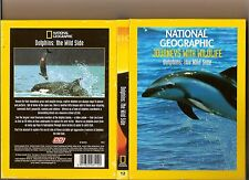 DOLPHINS THE WILD SIDE DVD NATIONAL GEOGRAPHIC 12