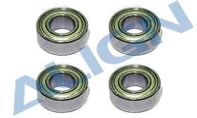 4 PCS 5x11x5mm Metal Shielded Ball Bearing For ALIGN T-REX TREX 450 685ZZ