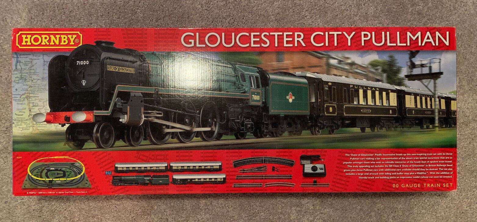 Hornby - R1177 Gloucester City Pullman Train Set OO Gage UK importeraeraera Brand Ny