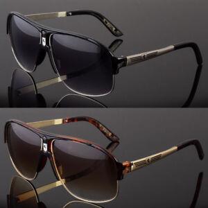 80s-Large-Men-Women-Retro-Vintage-Classic-Fashion-Designer-Aviator-Sunglasses