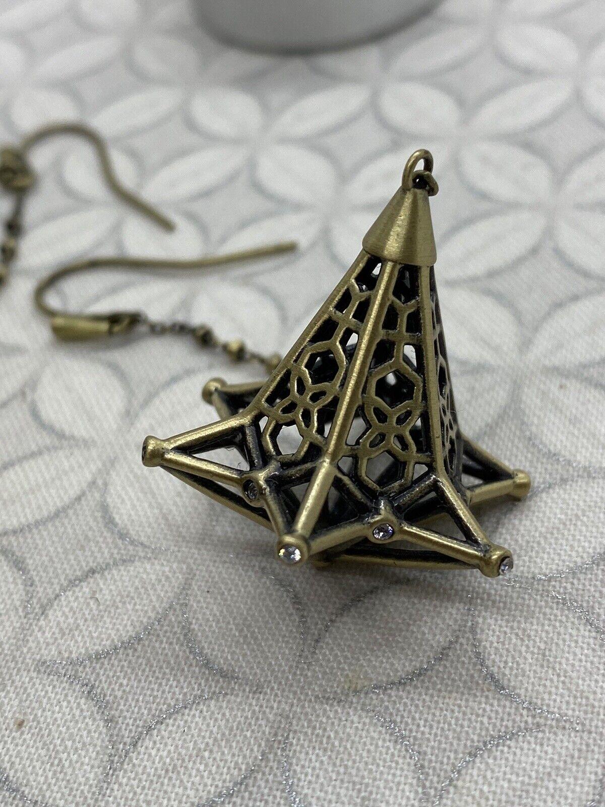 Kendra Scott Diana duster long dangle earrings an… - image 6