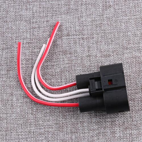 Lüfter Stecker Connector 4 polig für VW Passat Audi A3 A4 1J0906234 NEU