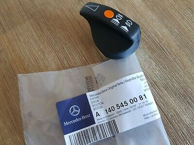 Genuine Porsche 986 Boxster 996 911 Light Lamp Switch Knob 99661353301A01