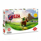 Winning Moves The Legend of Zelda: Ocarina of Time 1000 Piece Jigsaw Puzzle (029506)
