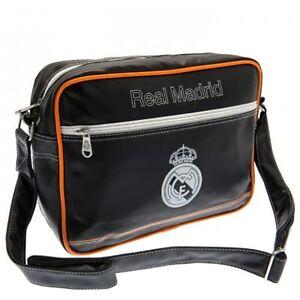 Detalles de Real Madrid Bandolera RegaloBolso Hombre